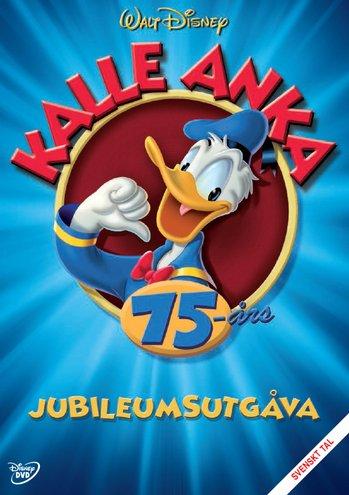 DONALD DUCK - 75th Anniversary [DVD]