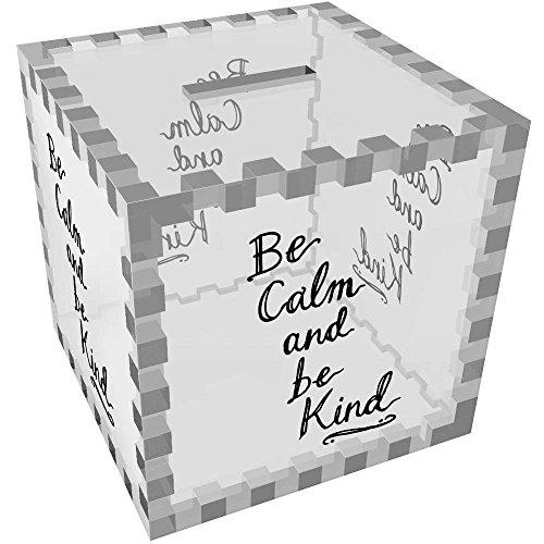 Azeeda 'Be Calm Be Kind' Caja Dinero / Hucha MB00052989