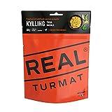 Drytech Real Turmat - Hähnchen tikka masala - gefriergtrocknete Outdoornahrung