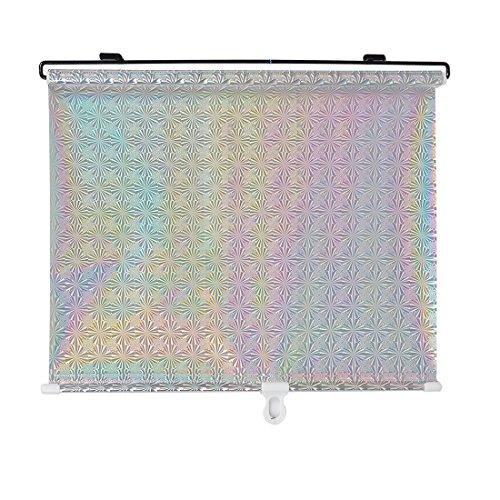 Silber Ton 45cm x 130cm Auto-Auto-Fenster-Windschutzscheiben-Farbton-Masken