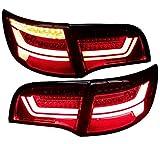LED Rückleuchten Heckleuchten RA23LRS Laufblinker Lightbar (red/smoke)
