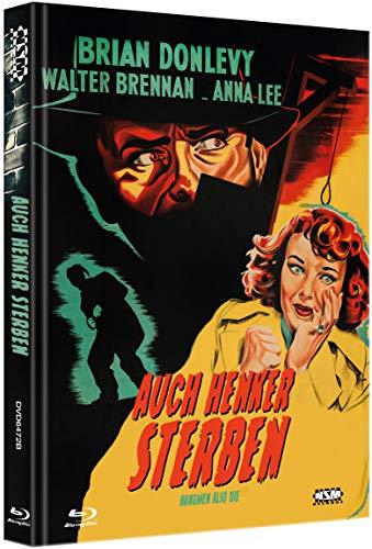 Auch Henker sterben [Blu-Ray+DVD] - uncut - auf 111 Stück limitiertes Mediabook Cover B