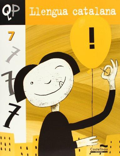 Qp Llengua Catalana 7 (Cuadernos de Primaria) - 9788498041019