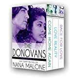 The Donovans Series (1-3): New Adult Romance (English Edition)
