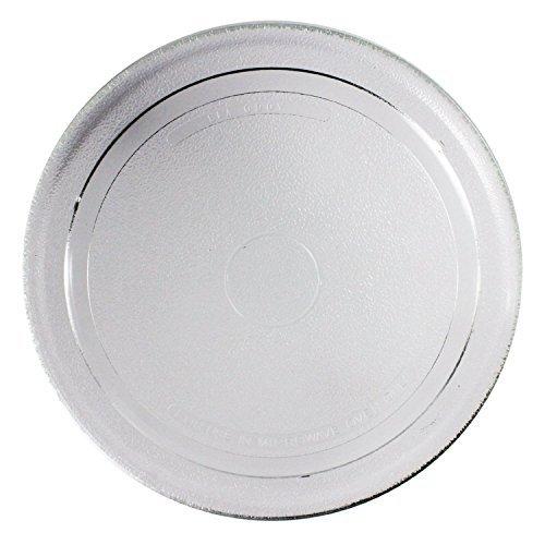 Spares2go suave de cristal para tocadiscos placa para AEG Horno de microondas (270mm)