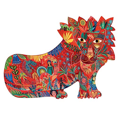 Djeco Puzzle Art Lions 150 Teile ab 6 Jahren