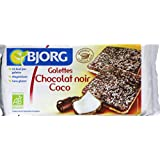 bjorg Galettes chocolat noir coco ( Prix unitaire ) - Envoi Rapide Et Soignée
