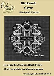 Blackwork Cover Blackwork Pattern