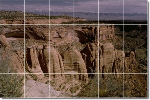 CAñONES FLIPMYCOVER BALDOSA CERAMICA MURAL 22  48 X 182 88 CM CON (24) 12 X 12 AZULEJOS DE CERAMICA