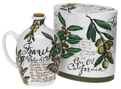 Rosanna Olive Oil Gift-Boxed Oil Bottle by Rosanna Rosanna Olive