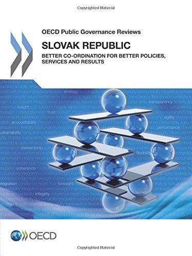 Oecd Public Governance Reviews Slovak Republic: Better Co-ordination for Better Policies, Services and Results