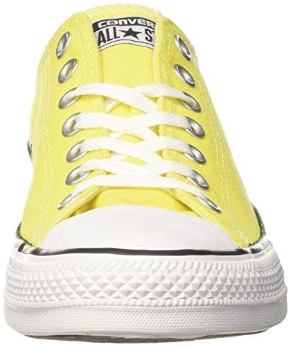 Converse 155735c, Sneaker a Collo Basso Uomo Giallo (Fresh Yellow)