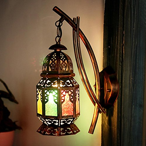 jin-lampara-de-pared-creative-restaurant-cafe-inn-color-aisle-art