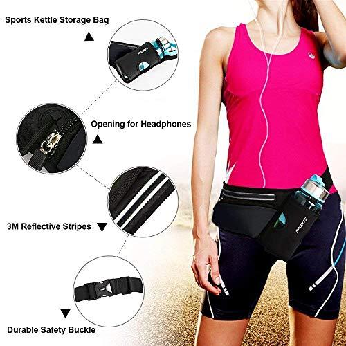 Zoom IMG-2 haissky marsupio sportivo running cintura