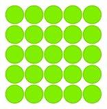 28 Aufkleber Etiketten Selbstklebend Kreis