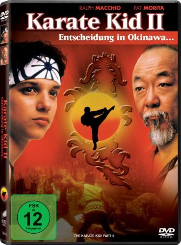 Karate Kid II - Entscheidung in Okinawa.