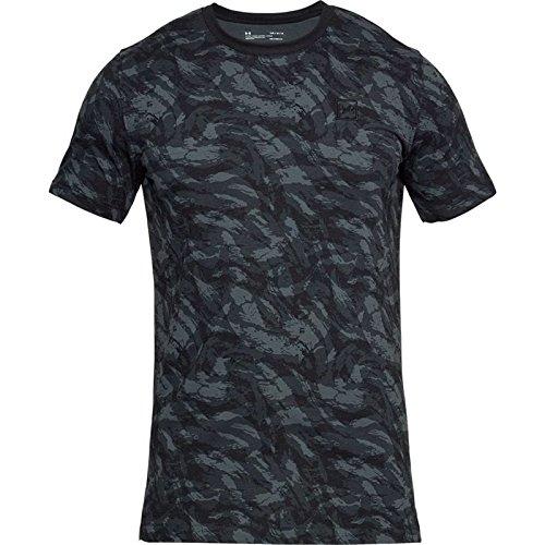 Under Armour Men Aop Sportstyle Short Sleeve T-Shirt