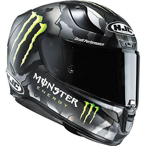 Hjc Rpha 11casco integrale moto sport–Monster Energy militare camo Limited Edition