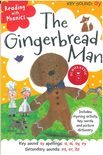 Reading with Phonics: The Gingerbread Man