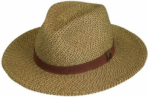 Outback Wallaroo Chapeau Bonnet pour Homme Taille Unique Marron - Braun Combo