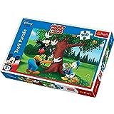 Trefl - Puzzle Pato Donald de 160 piezas (TR15206)