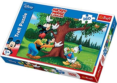 trefl-puzzle-pato-donald-de-160-piezas-tr15206