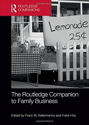 The Routledge Companion to Family Business (Routledge Companions in Business, Management and Accounting) (2016-09-15)