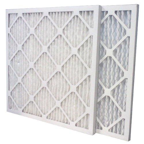 Uns Home Filter SC80-12x 25x 1-6Merv 13Bundfaltenhose Air Filter (6Stück), 30,5x 63,5x 2,5cm -