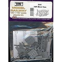 Dapol Model Railway 10T Ventilated Meat Waggon Plastic Kit - OO Scale 1/76