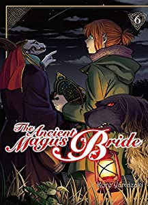 The Ancient Magus Bride Edition simple Tome 6