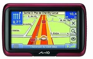 "Mio Moov M400 GPS Europe Ecran 4,3"""