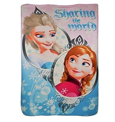 Elsa Et Olaf Costumes - Officiel Disney Frozen Couvre-lit Couverture de voyage