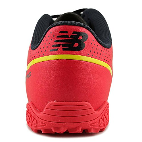 New Balance Visaro Control TF Synthétique Baskets Galaxy-Bright Cherry