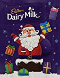 Cadbury Dairy Milk Chocolate Advent Calendar 90 Grams each Pack (Pack of 6)
