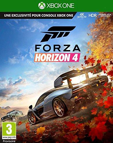 JEU Konsolenmikrosoft Forza Horizon 4 Xbox ONE
