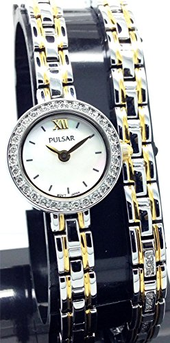 Ladies Pulsar Gift Set Watch PEGG50X2