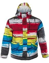 Billabong Orion-M Veste de Snowboard-Enfant