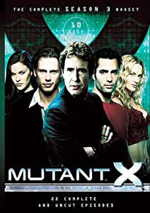 Mutant X - the Complete Season 3 [Box Set]