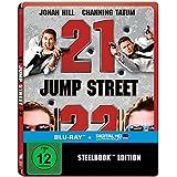 21 + 22 Jump Street Steelbook