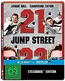 21 + 22 Jump Street Steelbook (Exklusiv und limitiert bei Amazon.de) [Blu-ray]