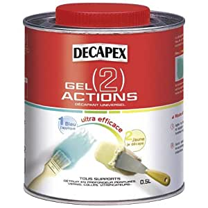 Decapant Gel 2 Actions 0L5
