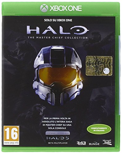 Xbox One- Halo: The Master Chief Collection