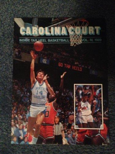 Carolina Court: Inside Tarheel Basketball (Carolina Tarheels Basketball)