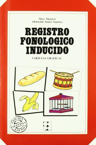 Registro fonológico inducido (Lenguaje y comunicación) por Marc Monfort
