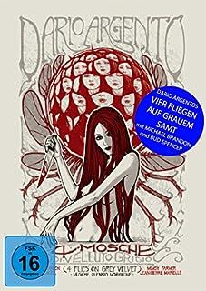 BD * Vier Fliegen auf grauem Samt (Mediabook, 1 Blu-ray und 2 DVDs) (B01HNORNBE) | Amazon Products