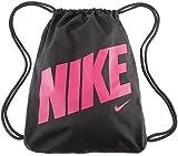 Nike Y Nk Gmsk-Gfx, Sacca Unisex Bambini, Black/Black/Rush Pink, Taglia Unica