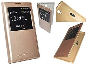 Cache Batterie Coque Back Cover Bleu origine Samsung Galaxy S5 avec joint étanchéité