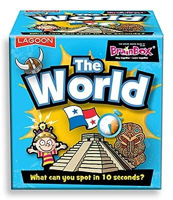 Tabletop BrainBox The World