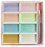 Di buon auspicio Kaoirodori Pearl colore 8 set di colori (japan import)