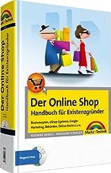 Der Online-Shop - Handbuch für Existenzgründer